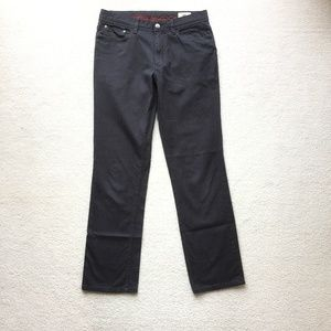 ENGLISH LAUNDRY BRIXTON NWOT 30 x 32 BLACK PANTS